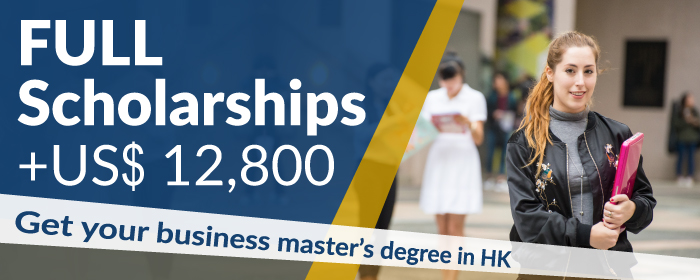 International Postgraduate Scholarships