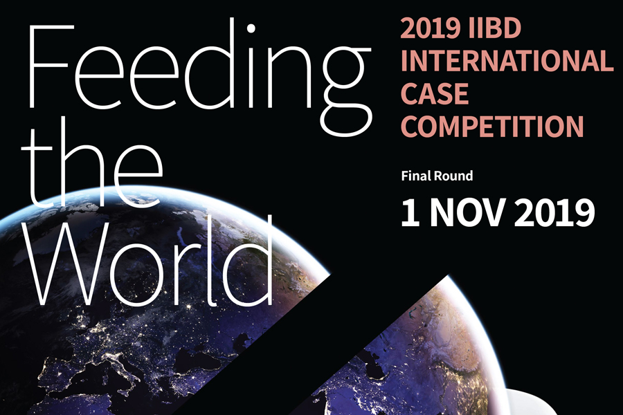 2019 IIBD International Case Competition