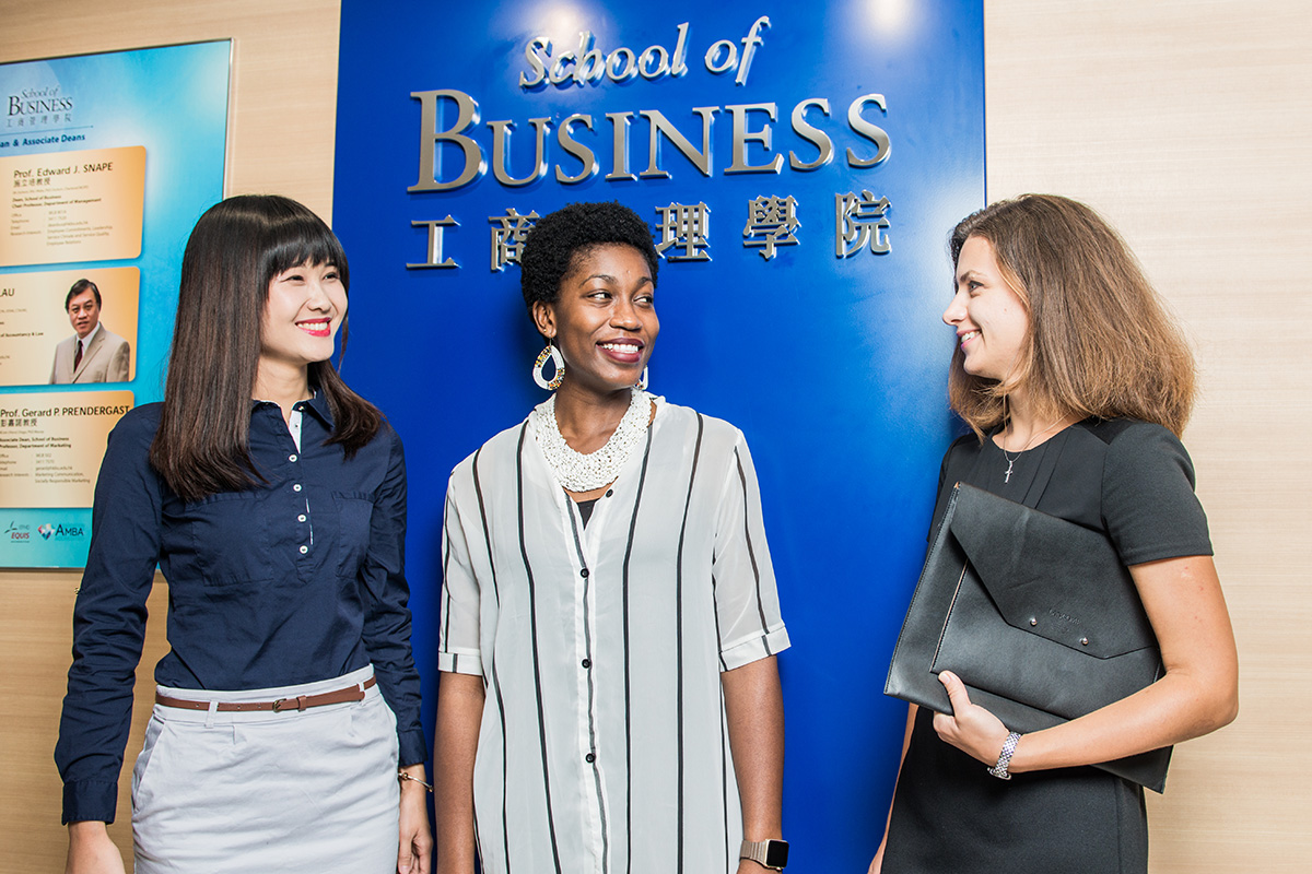 Postgraduate Business Students