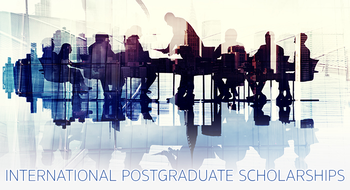 International Postgraduate Scholarships 2016/17