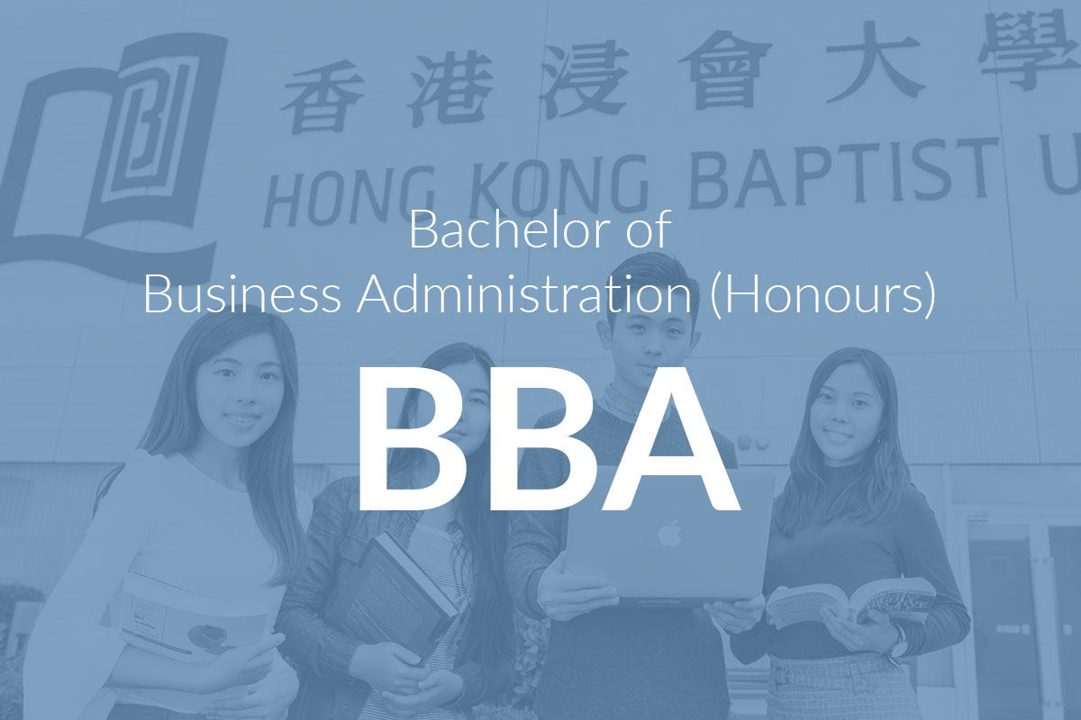Bachelor of Business Administration (Honours)