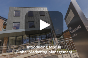 MScGMM Programme Overview